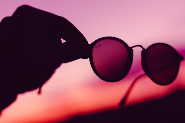 Wearing Rose-Tinted Glasses
